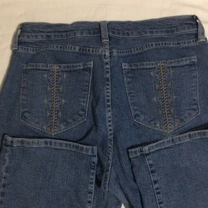 NYDJ Jeans - NYD J lift and tuck crop jeans size 12
